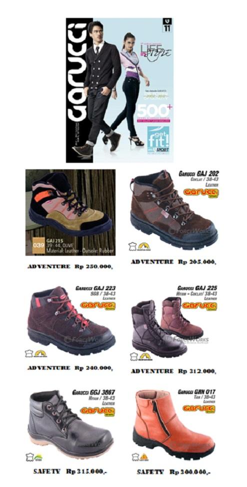 Numpang Iklan Sepatu Garucci Mmubarok S Blog